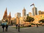 Melbourne - Vittoria